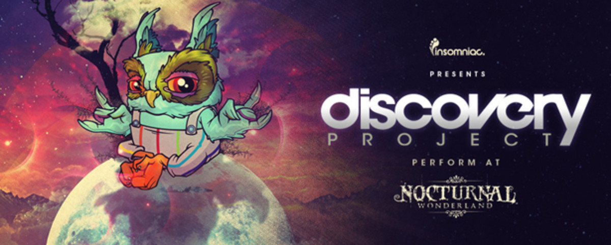 EDM News: Nocturnal Wonderland Discovery Project Winners Announced
