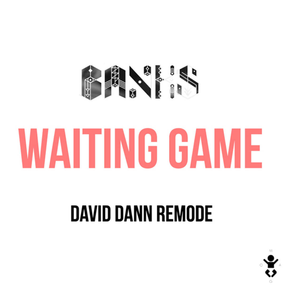 EDM Download: Banks - Waiting Game (daviDDann Remode); File Under 'Sultry Late Night House Music'