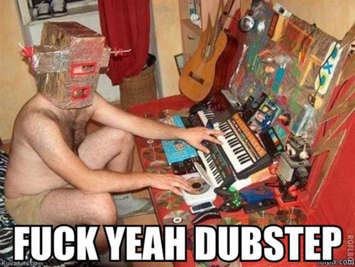 EDM Culture: Dubstep 101- 7 Images Of What Dubstep Sounds Like