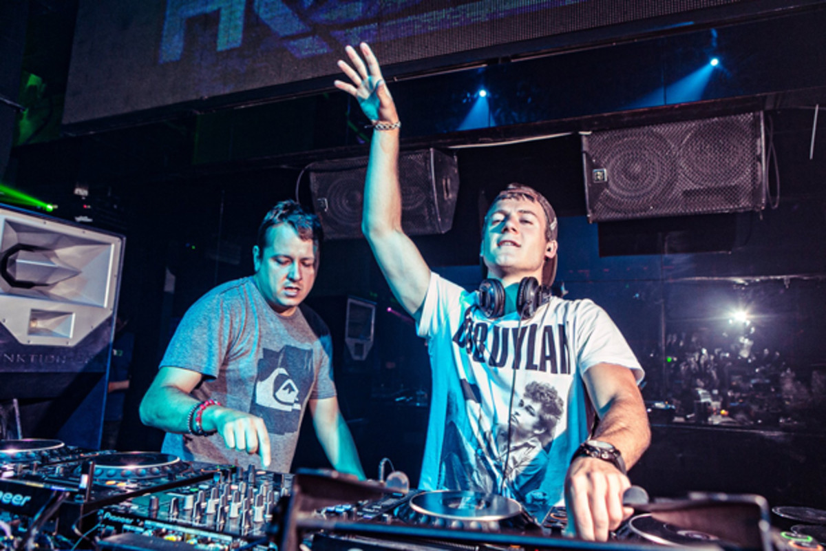 EDM Interview: New Electronic Music Canadian Duo 'Project 46' Are Artists to Watch in 2014