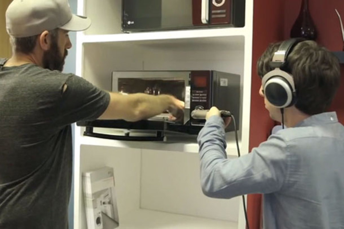 EDM News: Pogo and Jeesh Make Music With Household Appliances from LG