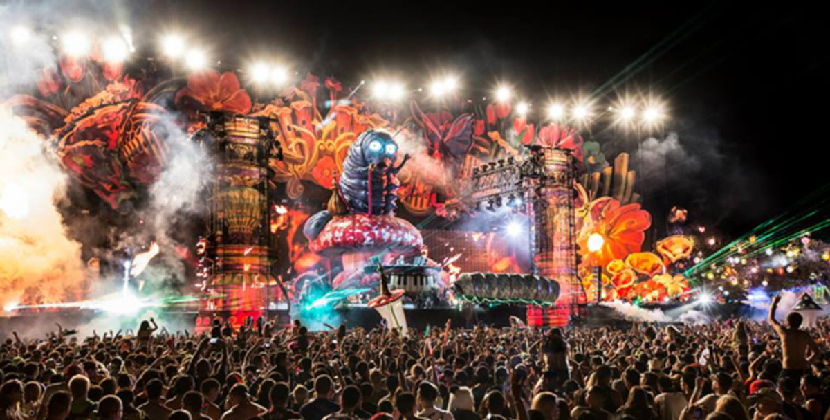 EDM Culture: Event Recap- Insomniac's Beyond Wonderland Bay Area 2013