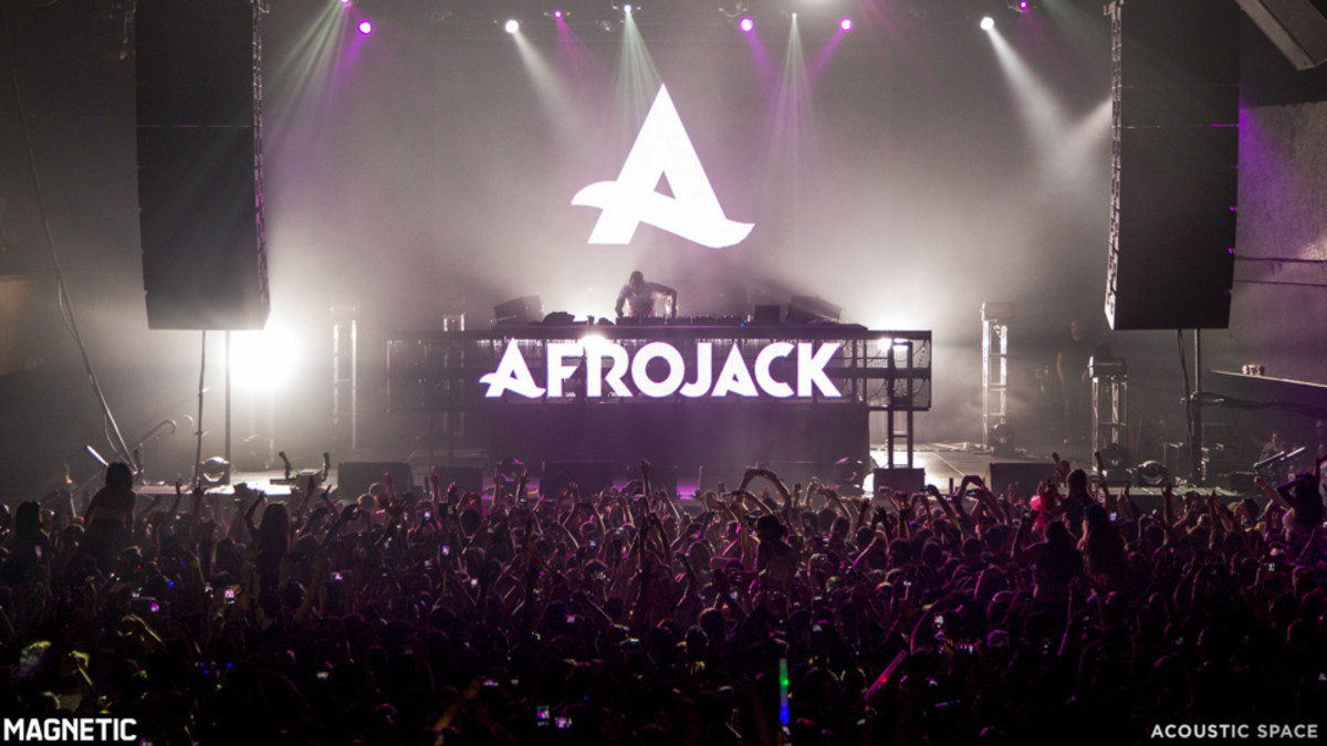 EDM News: Event Recap- Afrojack Took Over NYC's Roseland Ballroom