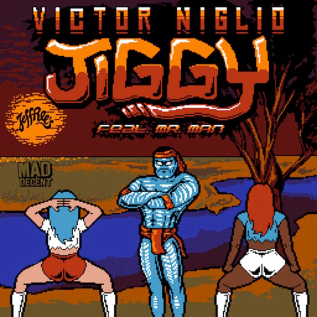 """EDM Download: Victor Niglio's """"Jiggy"""" Feat. Mr. Man; File Under 'Twerk Trap'"""