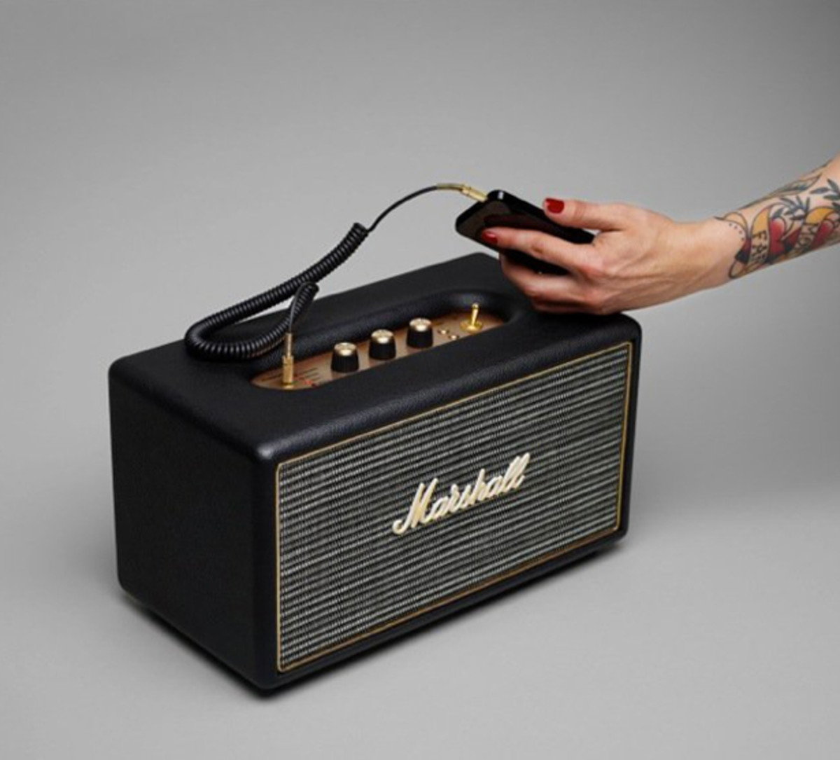 EDM Culture: Hanwell HiFi Speaker By Marshall