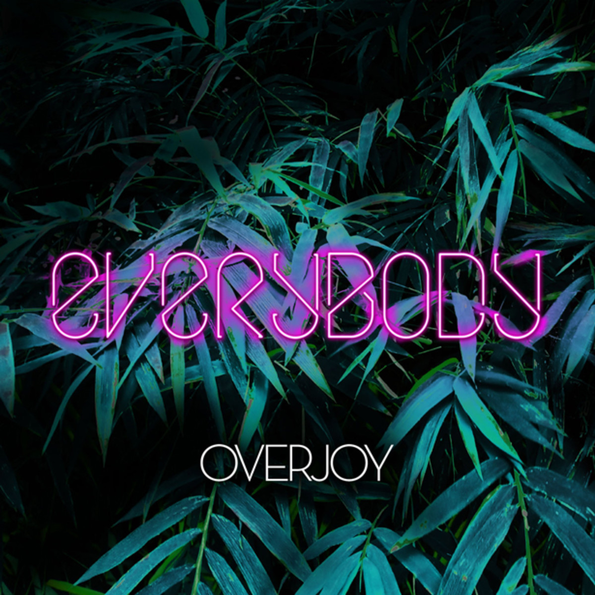 "Exclusive Premier: Overjoy's ""Everybody"" Mix; File Under 'Tropical Electronic Vibes'"