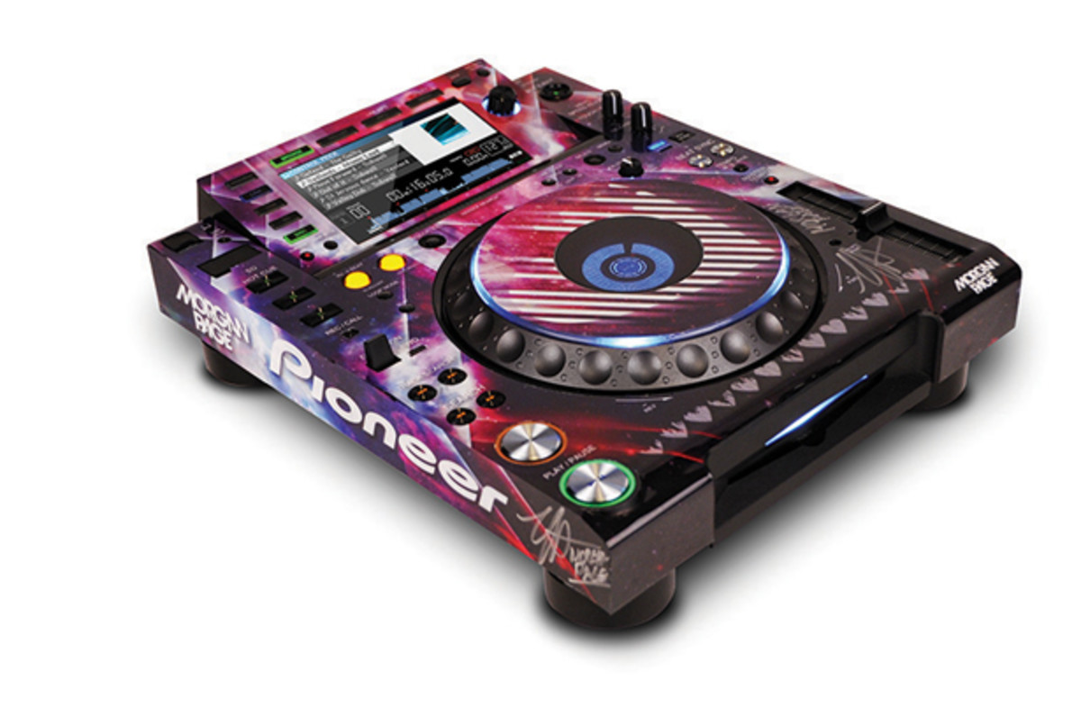 EDM Culture: 11 Of The Best CDJ-2000Nexus Design's Seen At Pioneer's Art Mix