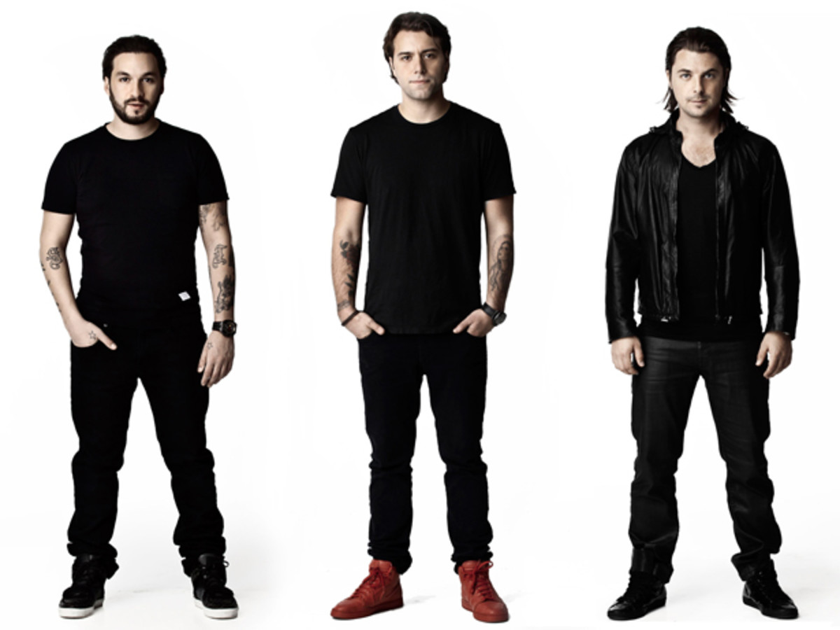 EDM News: Will There Be One Last Swedish House Mafia Tour? Axwell Speaks On The Matter.