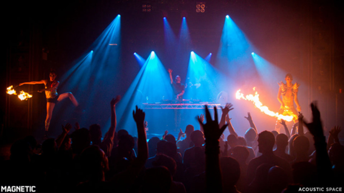 EDM News: Event Recap- Pierce Fulton Get's Weird at Webster Hall In NYC