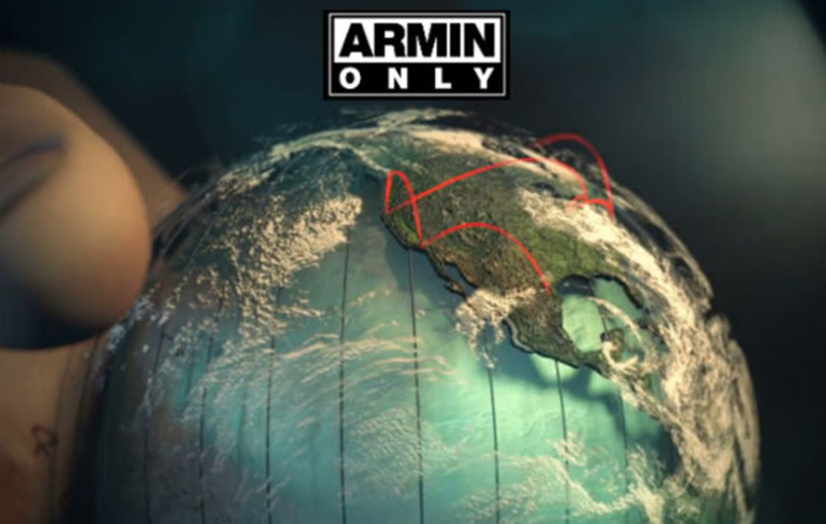 EDM News: Armin Van Buuren Announces Armin Only: Intense World Tour
