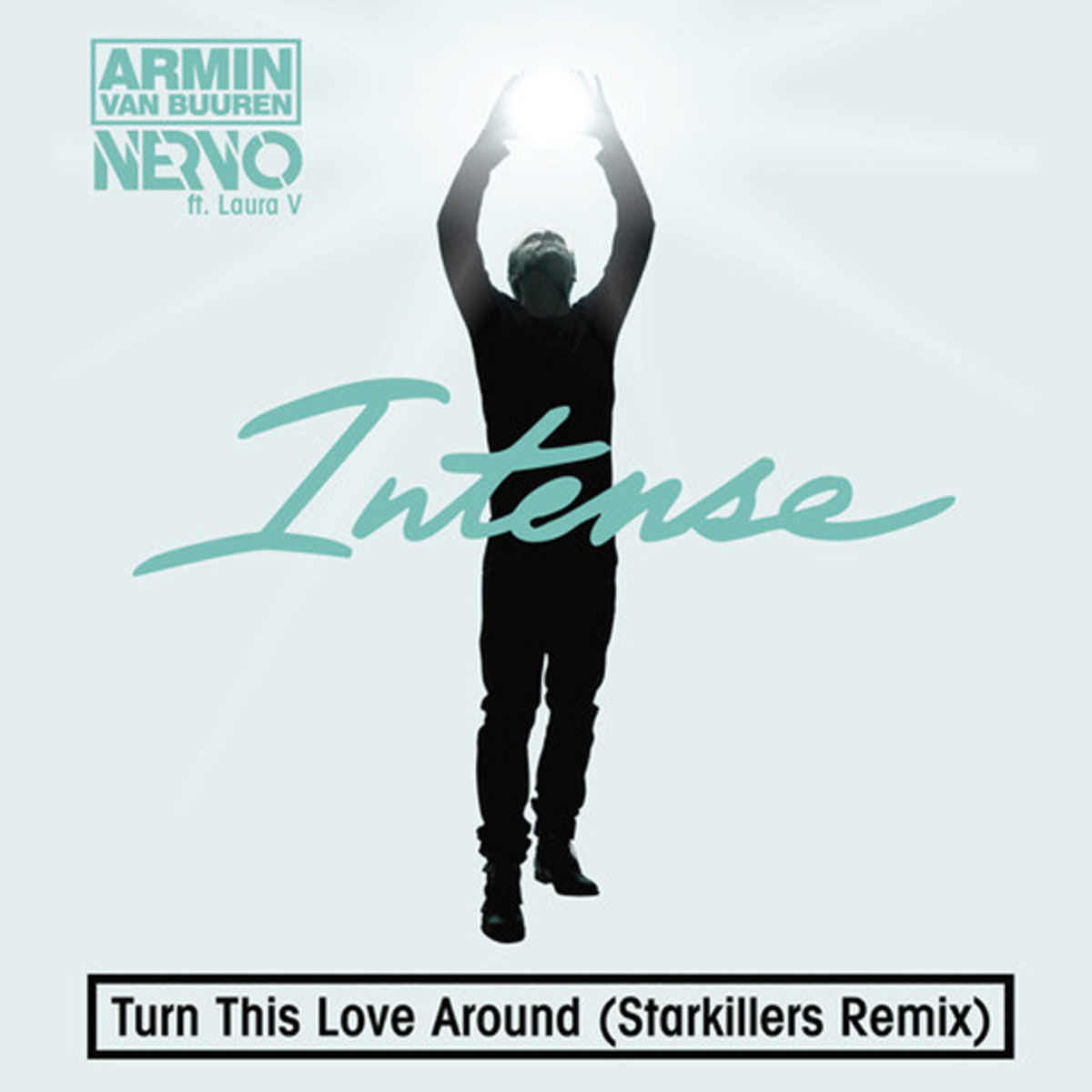 EDM Premier: Armin van Buuren vs Nervo ft. Laura V 'Turn This Love Around' (Starkillers Remix)
