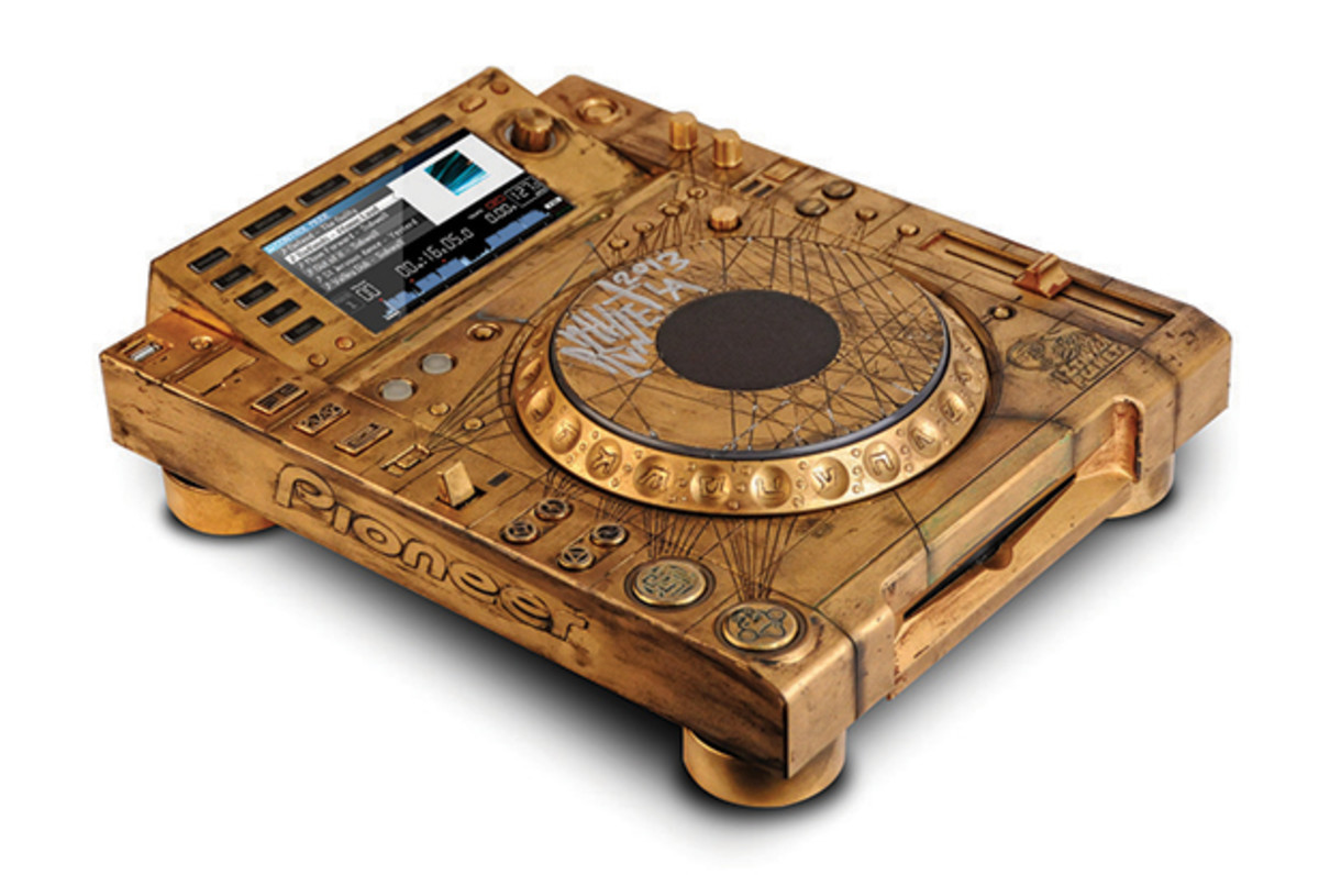 EDM Culture: 11 Of The Best CDJ-2000Nexus Designs Seen At Pioneer's Art Mix