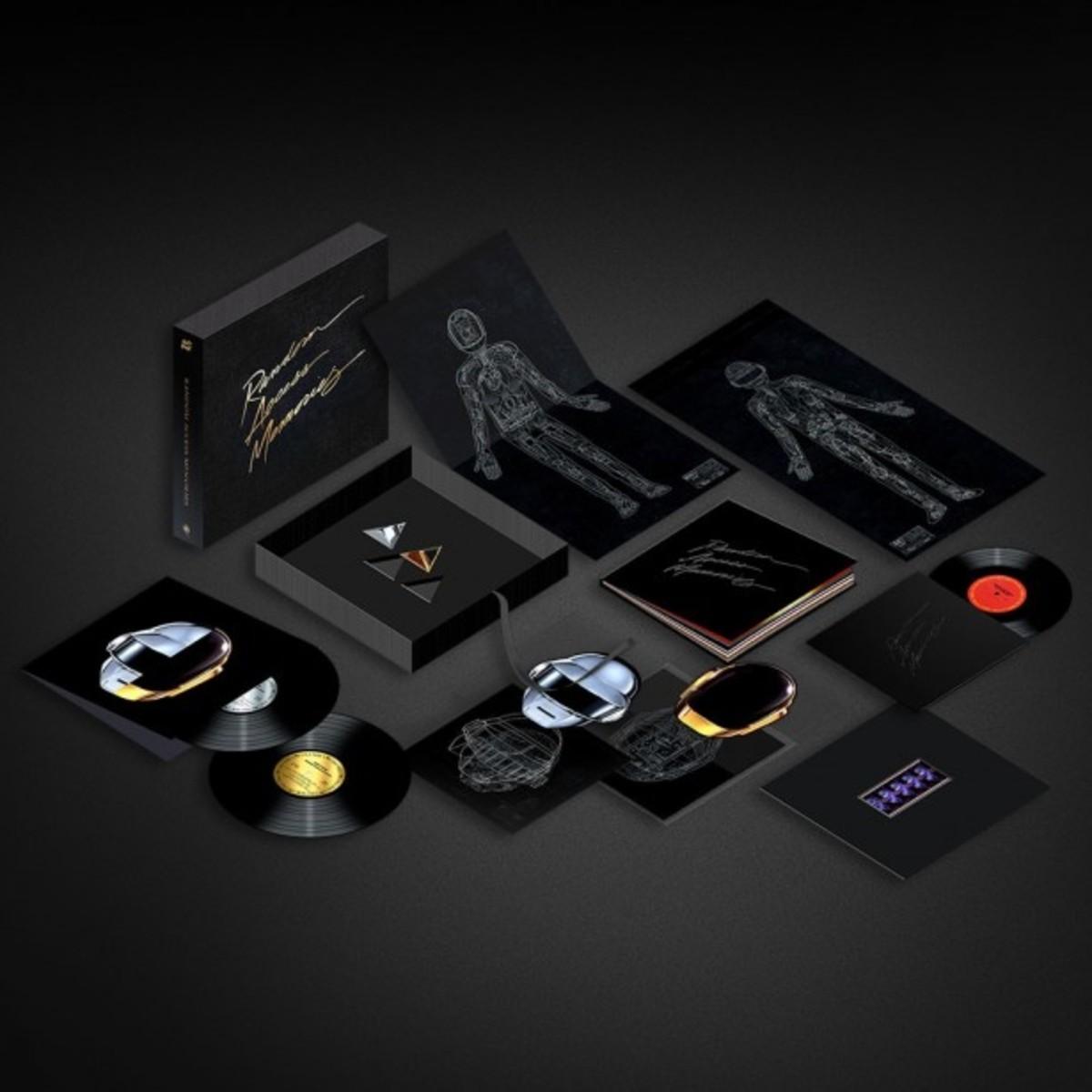EDM News: Daft Punk Announces $250 Random Access Memories Limited Edition Box Set