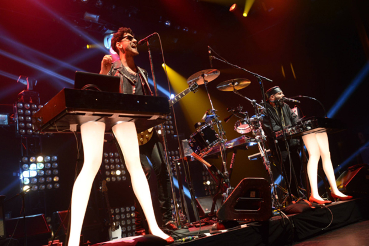 EDM News: Event Recap- Diplo And Chromeo At The Club Nokia In Los Angeles