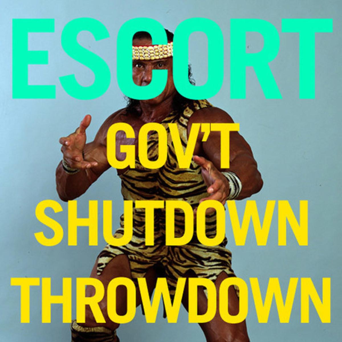 "Escort's ""Gov't Shutdown Throwdown"" Mixtape; US Tour Announced - New Electronic Music - EDM News"