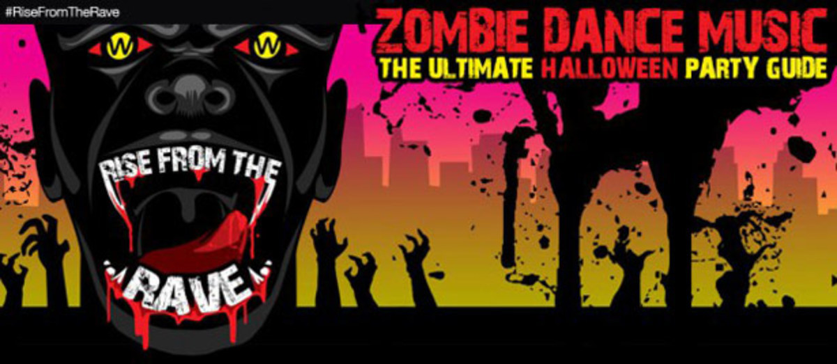 Coast To Coast Halloween Event Guide By Wantickets - EDM Culture - EDM News
