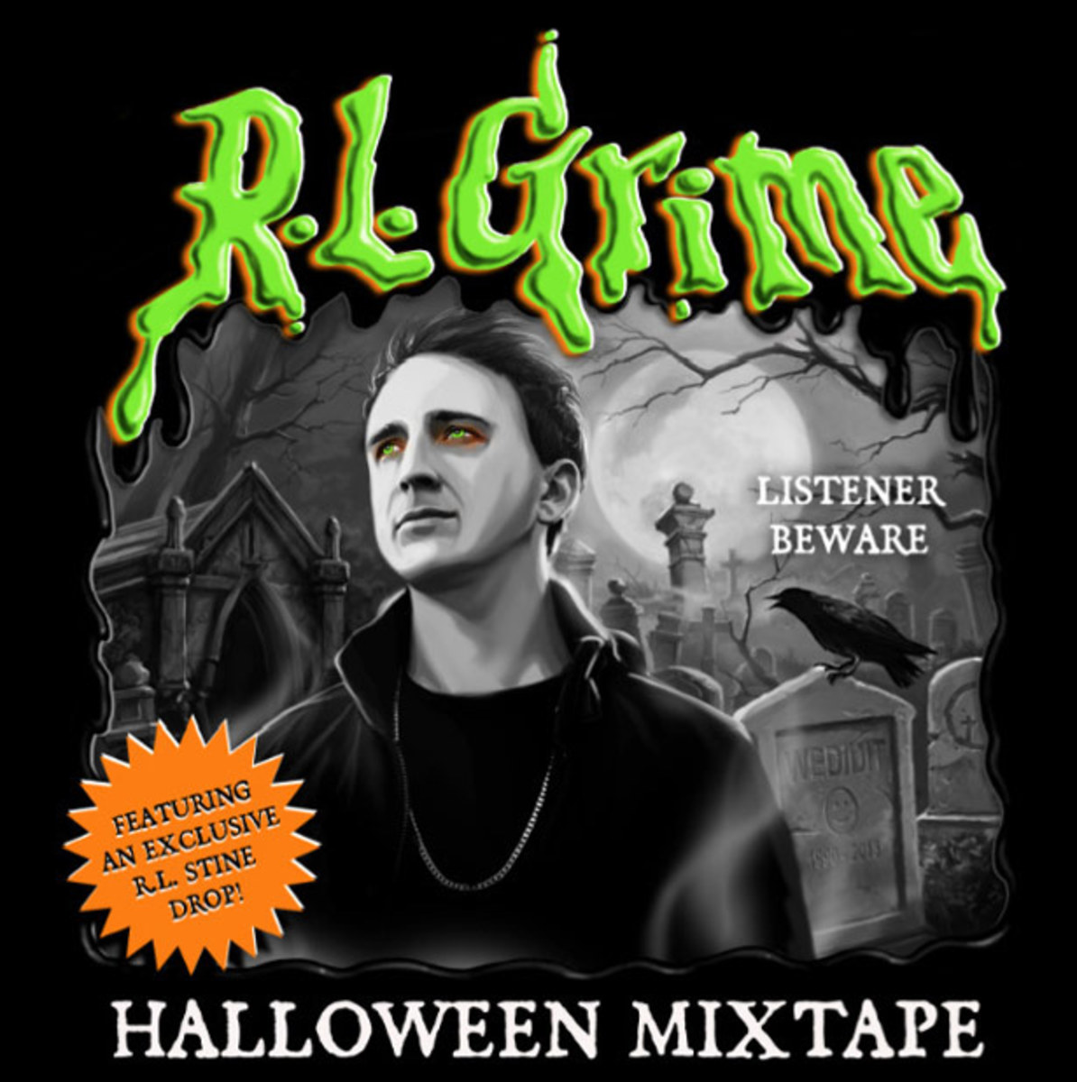 EDM Download: RL Grimes 2nd Annual Halloween Mix - EDM News