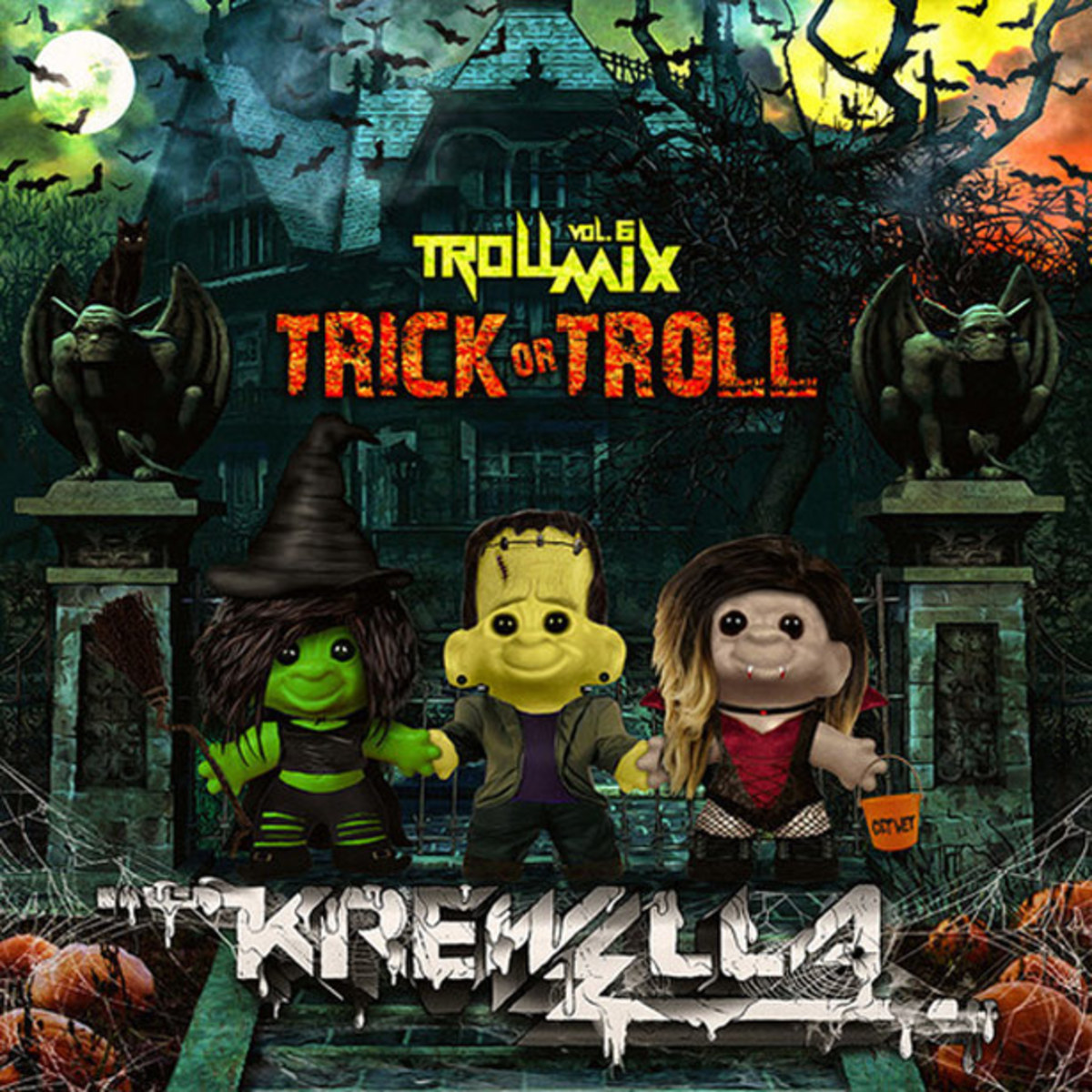"Krewella Shares ""Trick Or Troll"" Mix As A Free EDM Download"