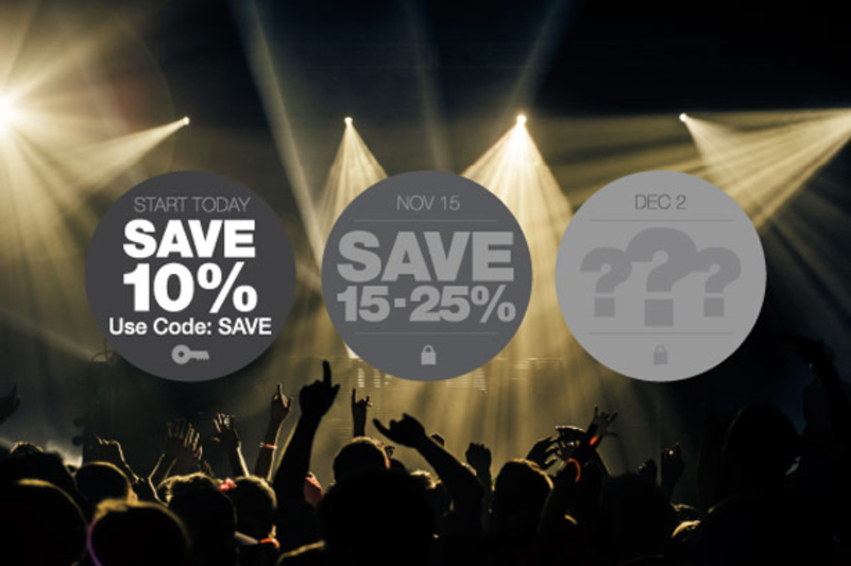 Save 10% To 25% (Maybe More!) On Your New Electronic Music Purchases At Beatport In Nov. & Dec