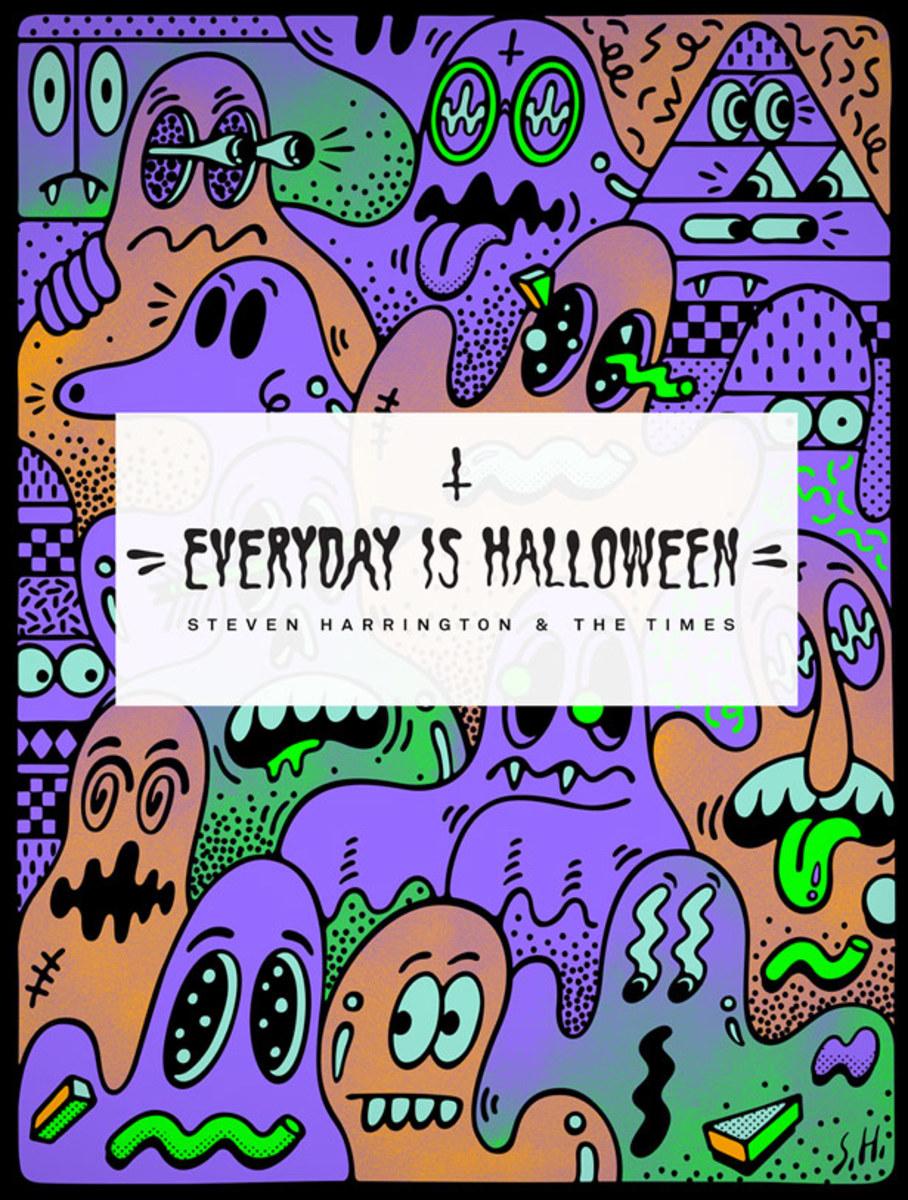 Steve Harrington X The Times Limited Edition Halloween Capsule