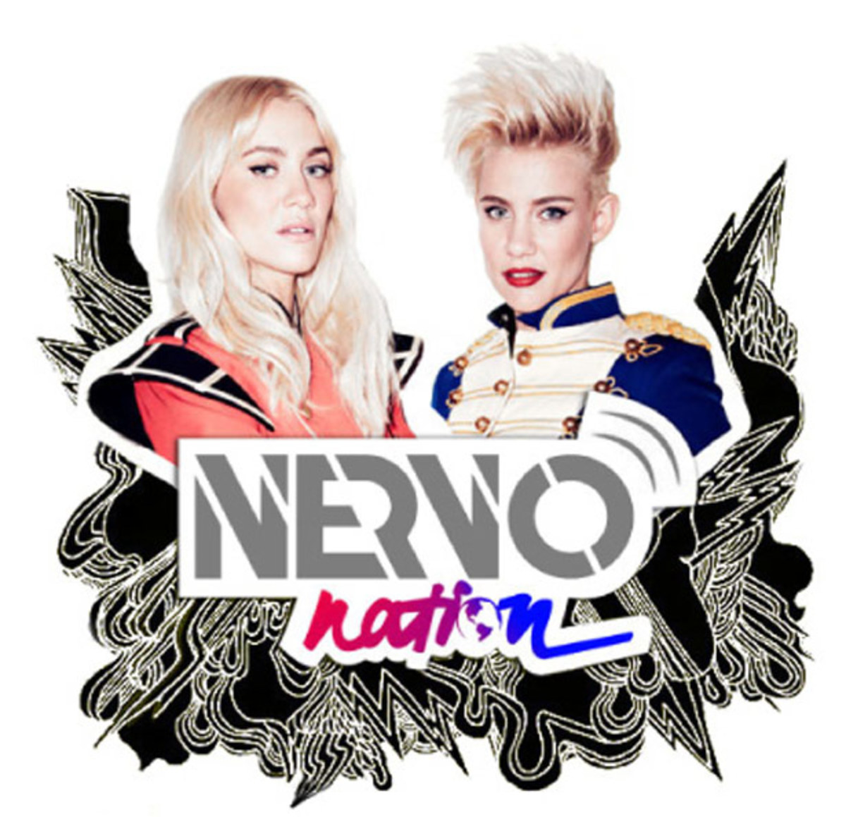 EDM Download: NERVO NATION Mix Featuring Tracks By Dubfire, Duck Sauce & More