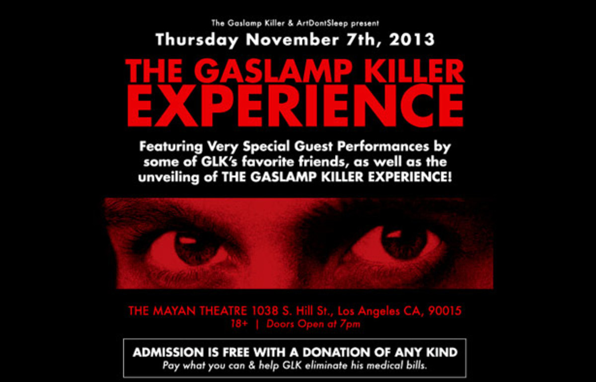 EDM Culture: Gaslamp Killer Experience Tonight At The Mayan Theatre