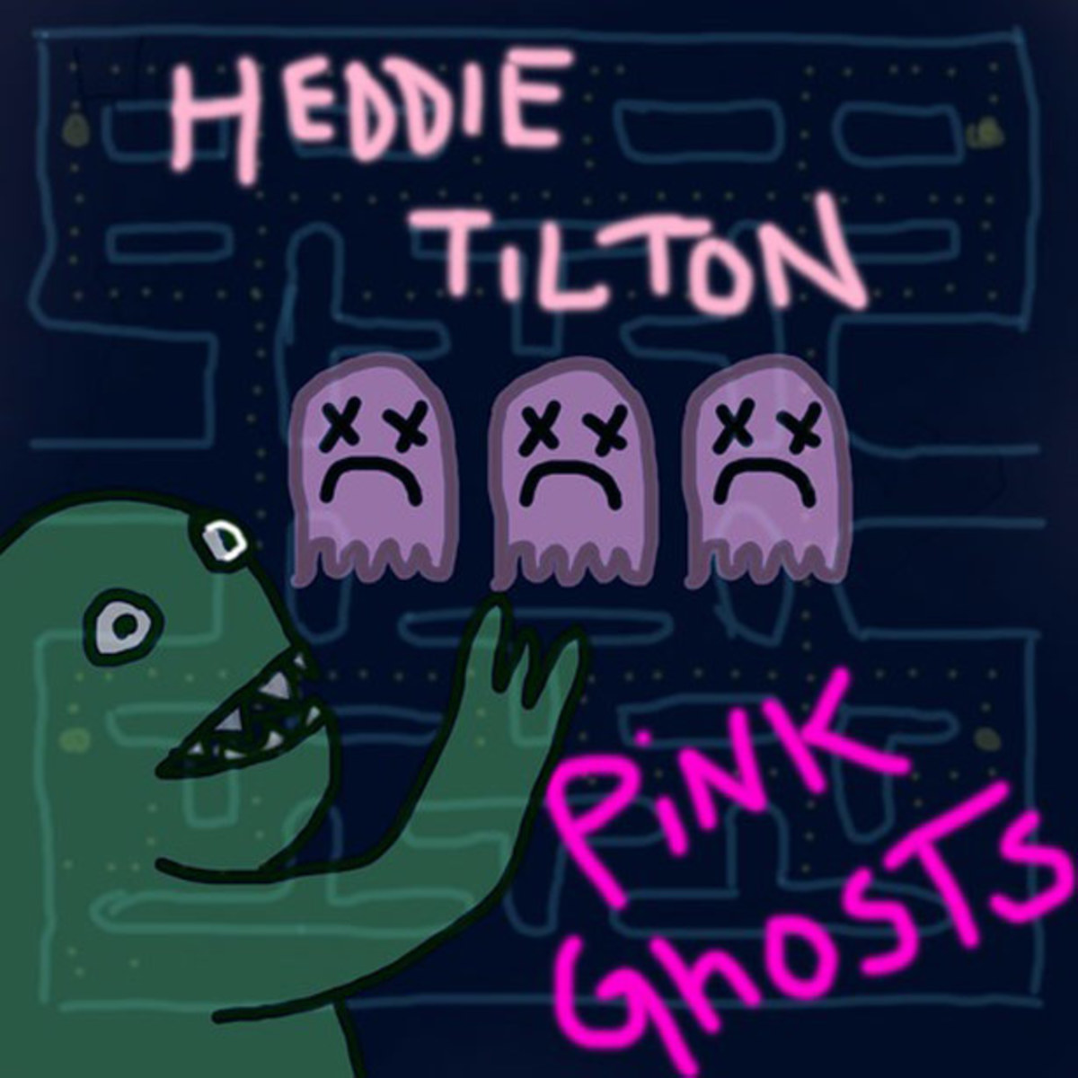 "Exclusive Premier: Heddie Tilton ""Pink Ghost"" - New Electronic Music"