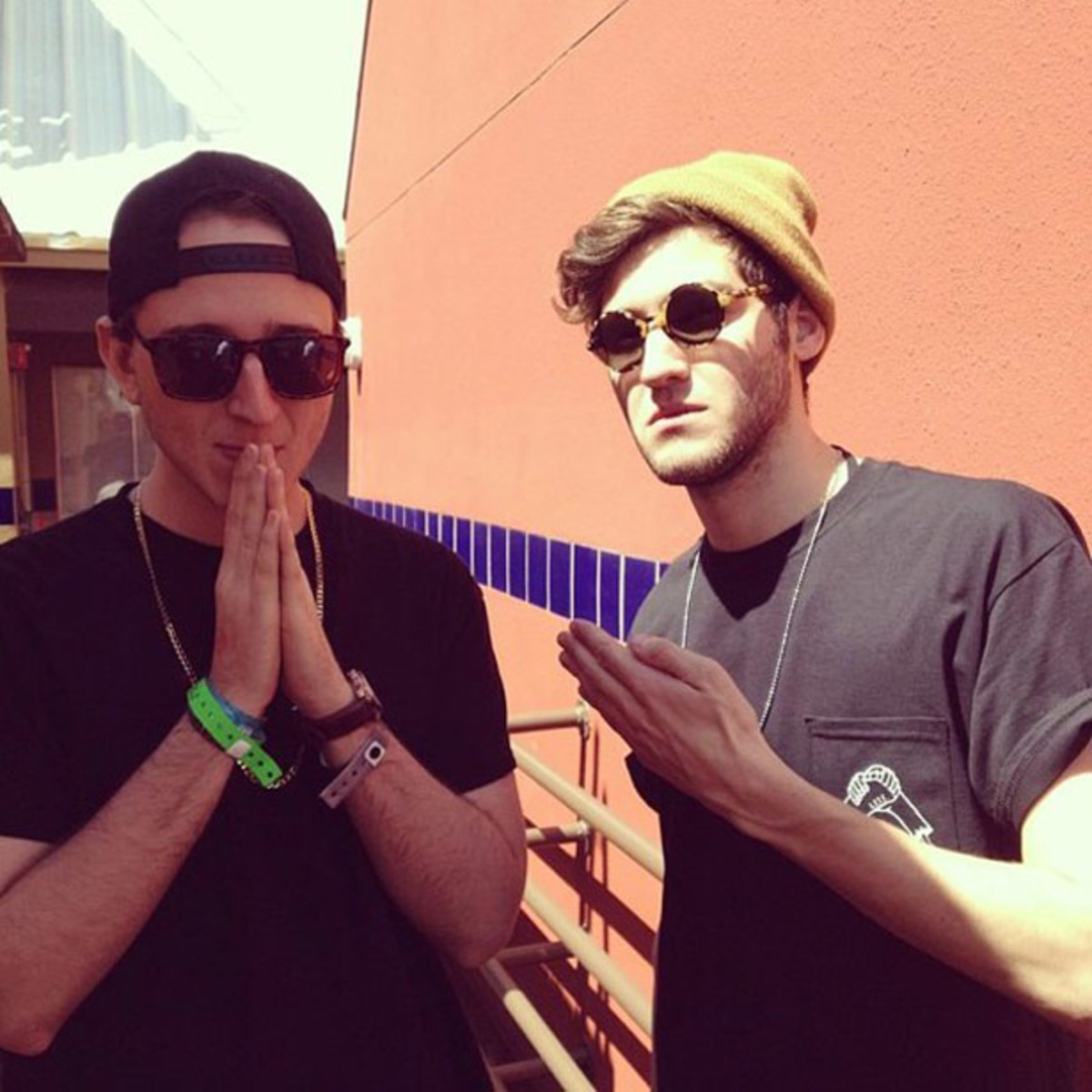 "RL Grime And Baauer Release ""Infinite Daps"" Free For Only 48 Hours Grab It Now! - EDM Download"