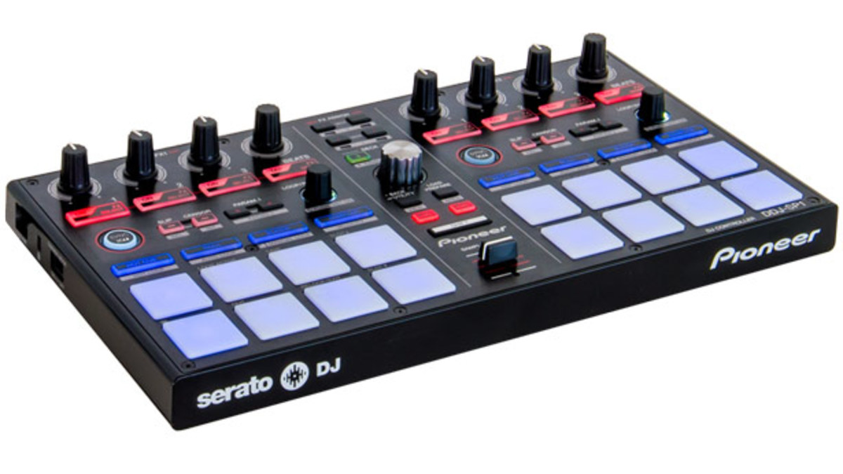 Pioneer Release DDJ-SP1 Sub-Controller For Serato DJ - EDM News