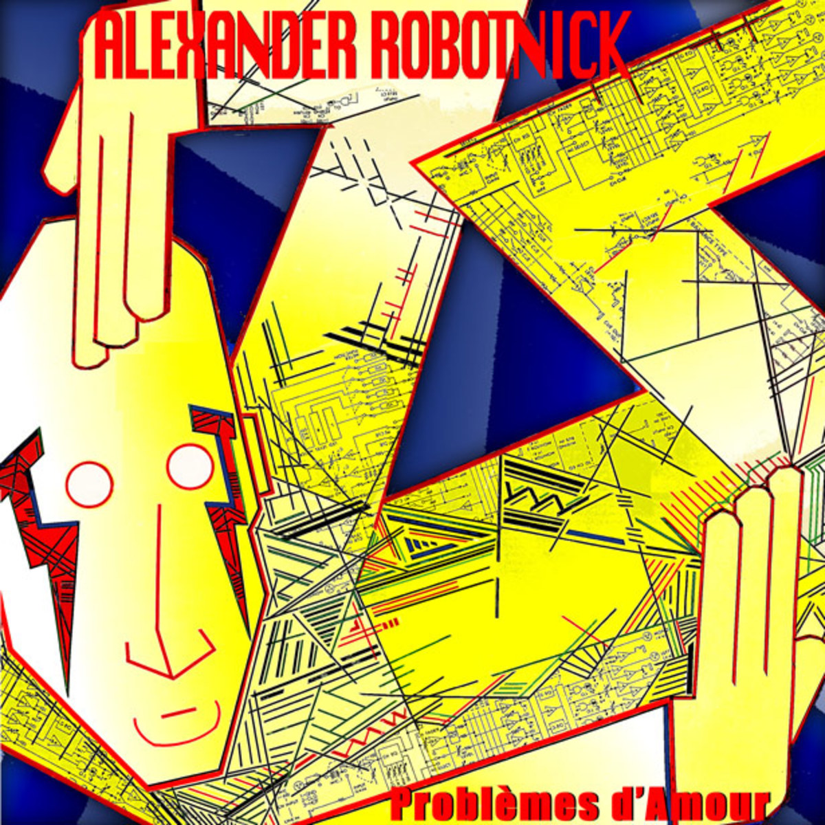 "Alexander Robotnick's ""Problèmes d'Amour"" Hits Its 30th Anniversary; Shared As A Free Download"