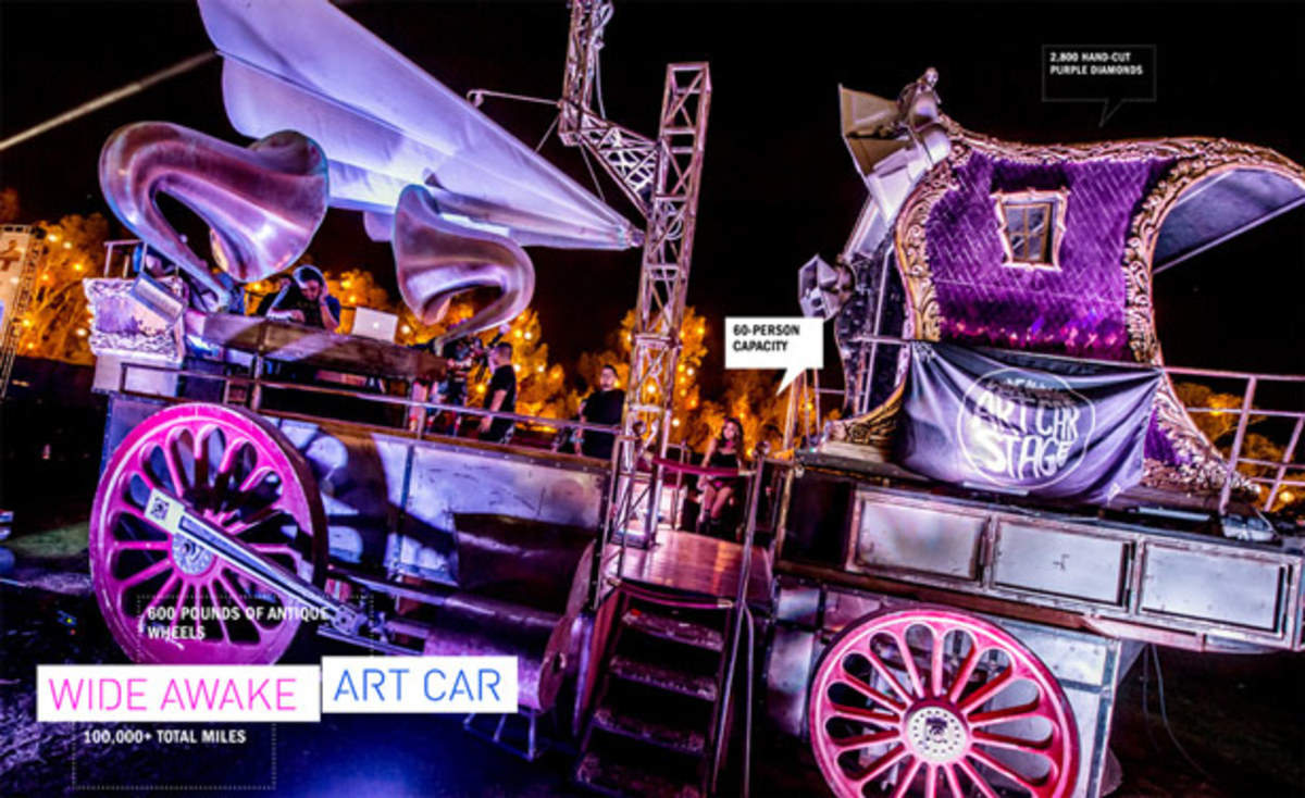Insomniac Releases Escape From Wonderland 2013 Aftermag - EDM News