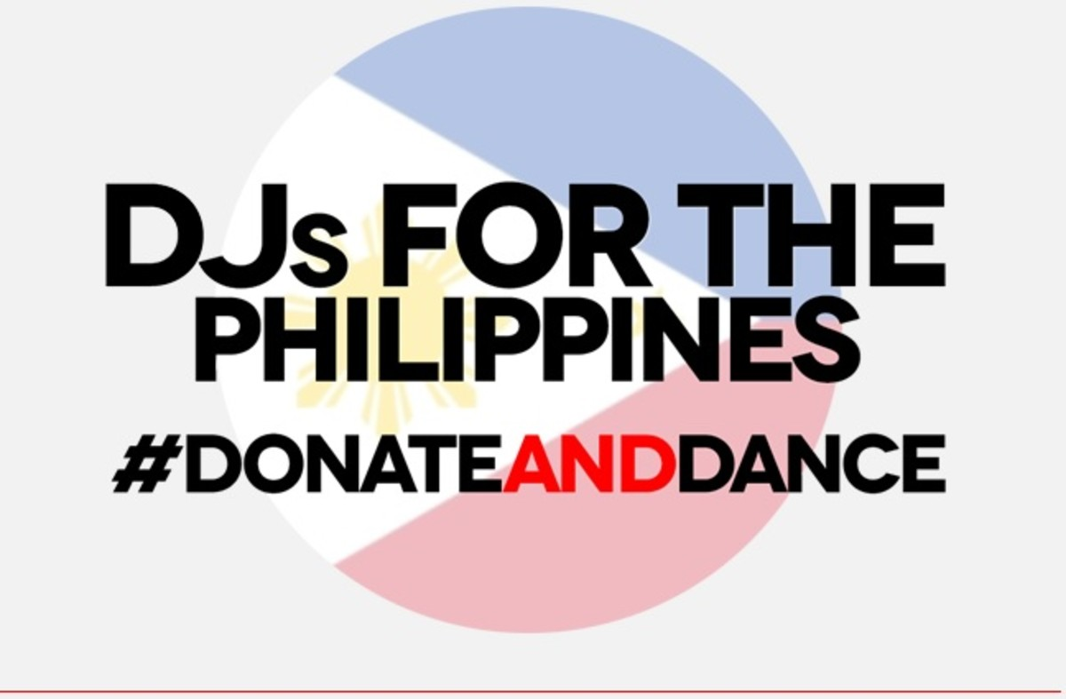 Ferry Corsten, Quintino, Blasterjaxx And More To DJ Fundraiser For The Philippines - EDM News