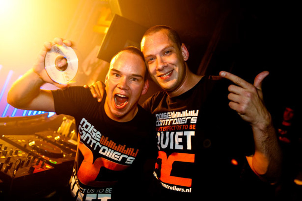 Hardstyle Duo Noisecontrollers Announce Split Through Official YouTube Statement - EDM News