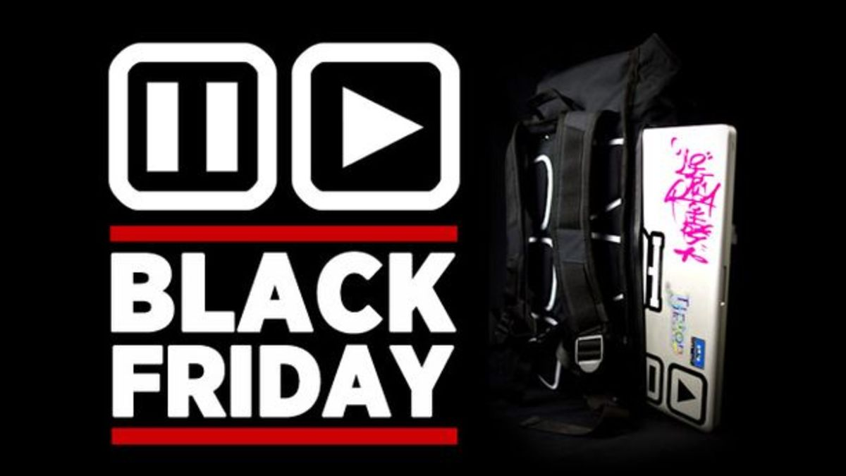 The 3 Best Black Friday Sales For All DJ Everything - EDM News