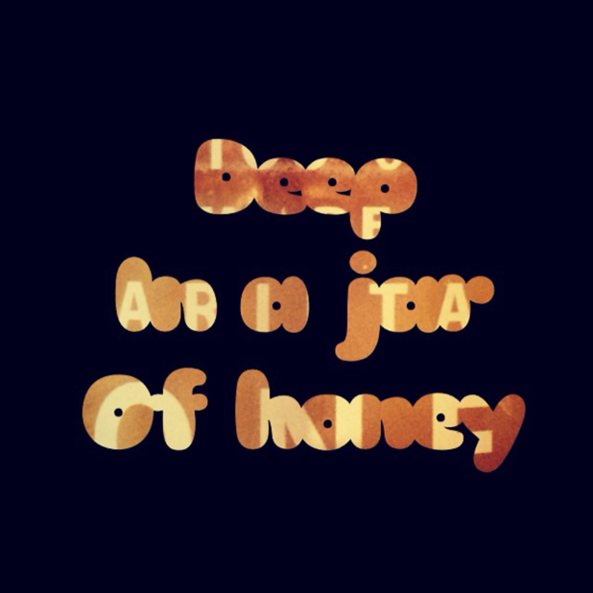 New Magnetic Podcast - Deep In A Jar Of Honey (Deep & Techy House) - EDM Download