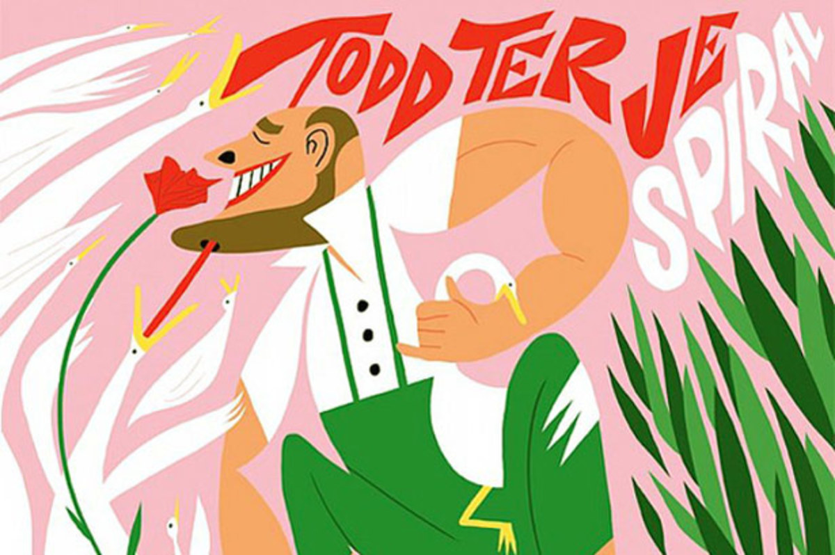 "Todd Terje Reveals Two Singles ""Spiral"" & ""Q"" - New Electronic Music"