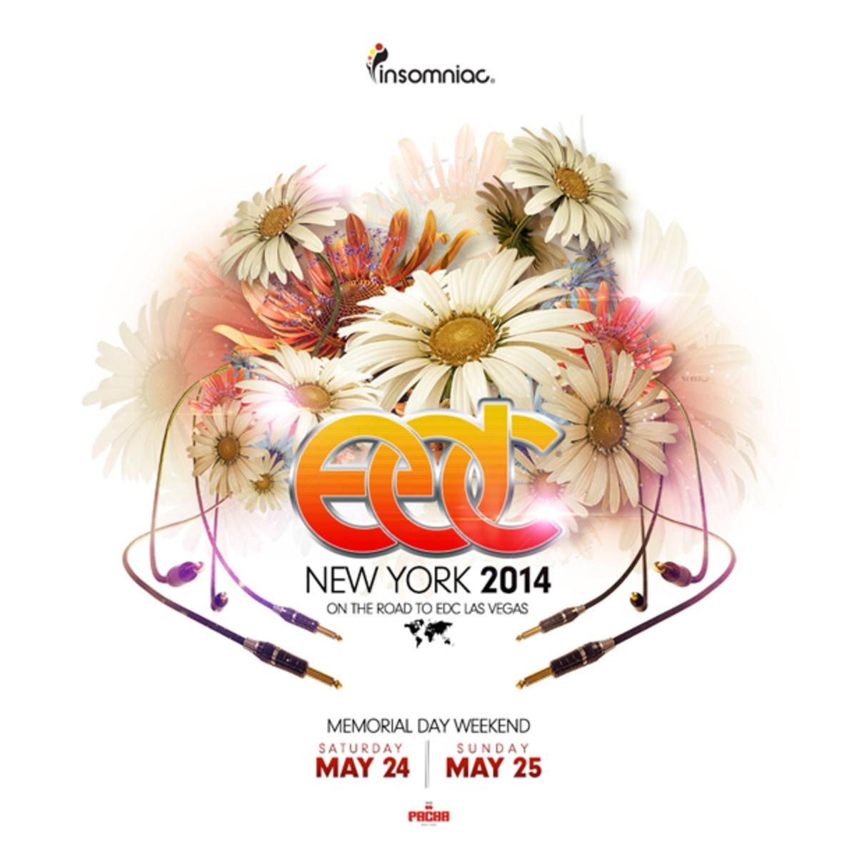 Tis The Season... Of Festival Announcements! Insomniac Releases EDC New York Info - EDM News