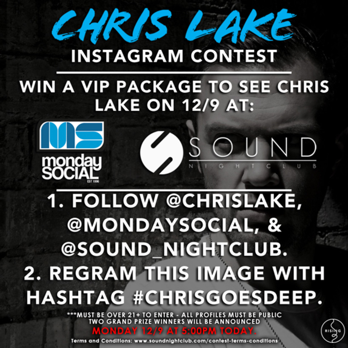 http://www.magneticmag.com/2013/12/monday-social-tonight-with-a-deep-house-set-from-chris-lake-edm-news/