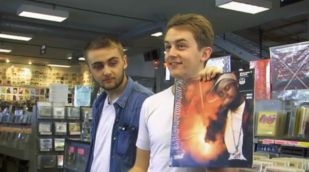 Disclosure Go Record Shopping At Amoeba Records In Hollywood- What Did They Buy?