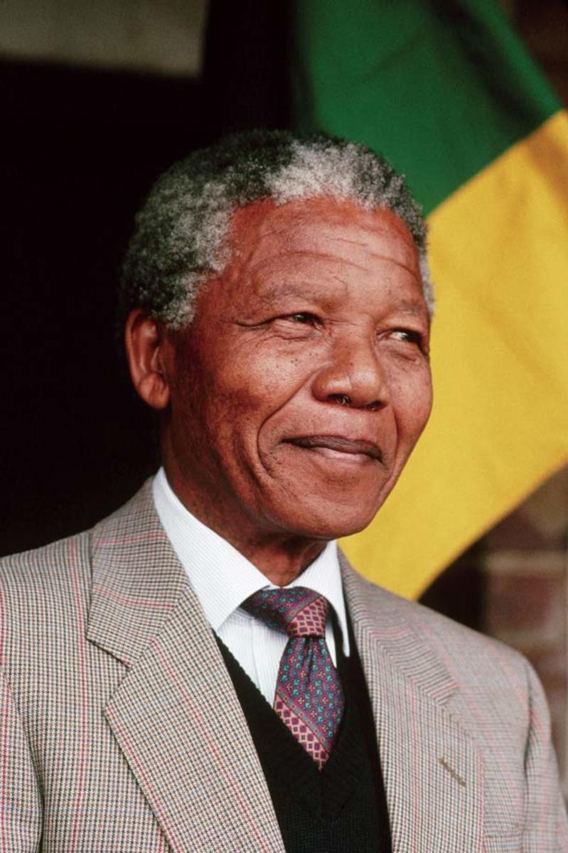 Remembering Nelson Mandela: A Playlist That Sums It Up… You Will Be Missed Mr. Mandela