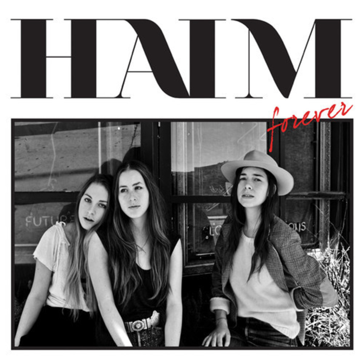 "Giorgio Moroder Remixes Haim's ""Forever"" - New Electronic Music"