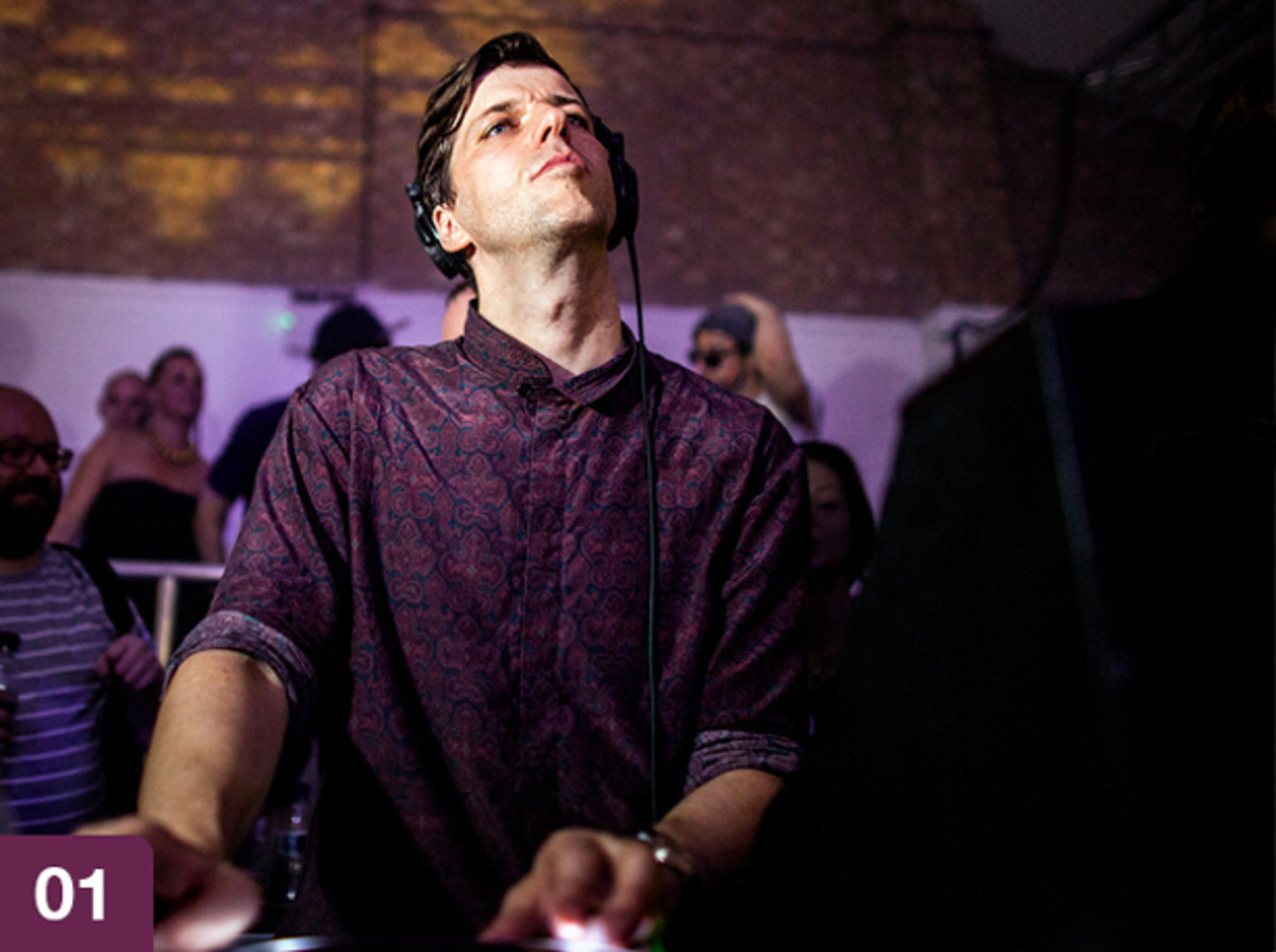 Resident Advisor's Top DJs Of 2013 Poll Results Released - EDM News