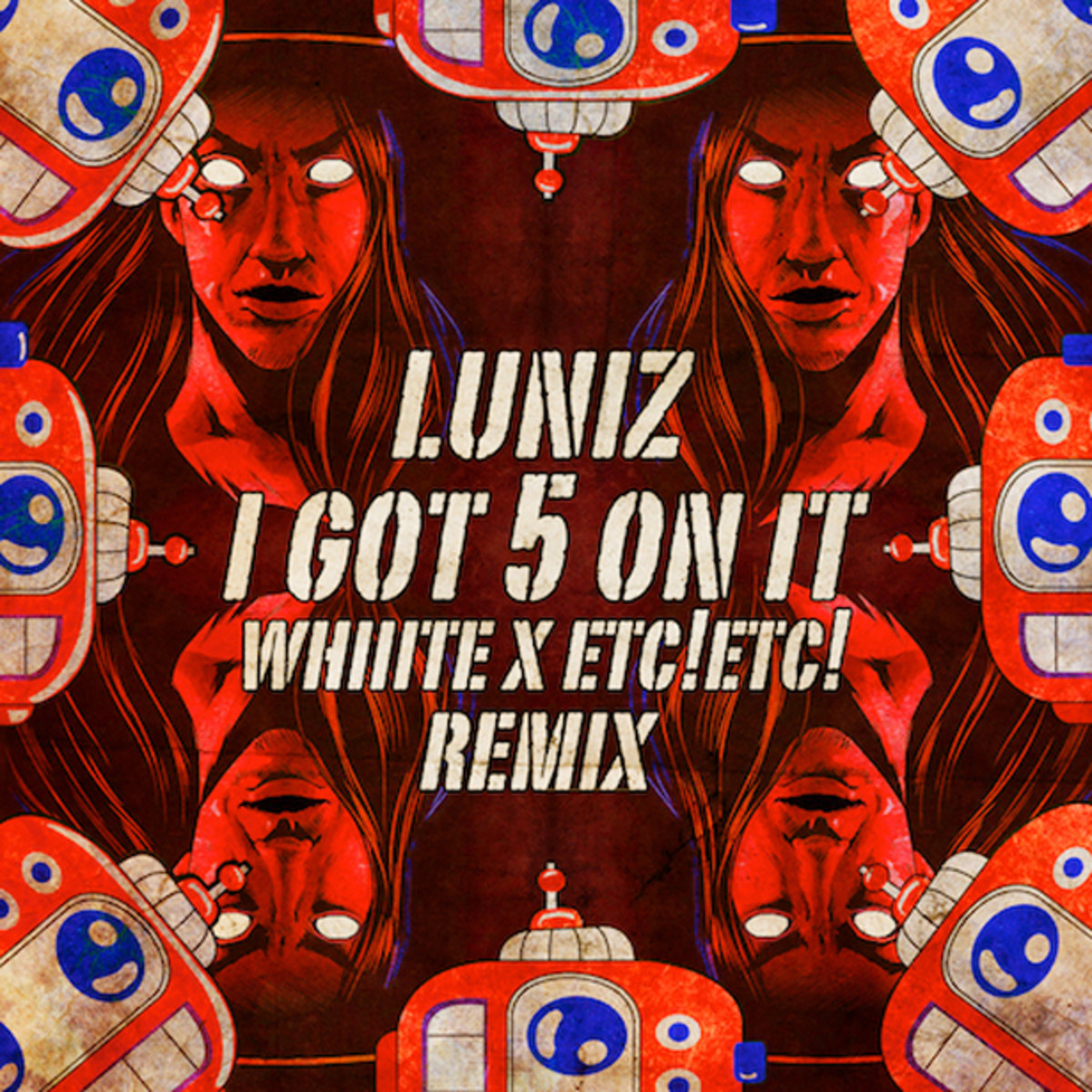 "Luniz ""I Got 5 On It"" (Whiiite x Etc!Etc! Remix) - EDM Download"