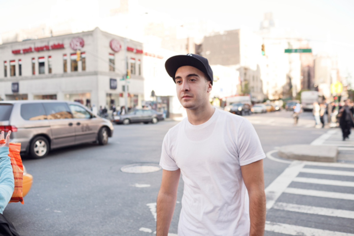 Clams Casino Releases Third And Final Instrumental Mixtape - EDM Download