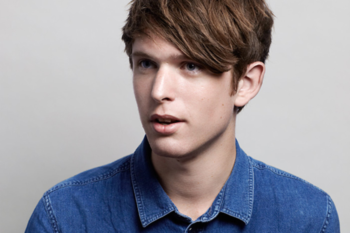 James Blake On Going Up Against Kendrick Lamar For A Grammy - EDM News