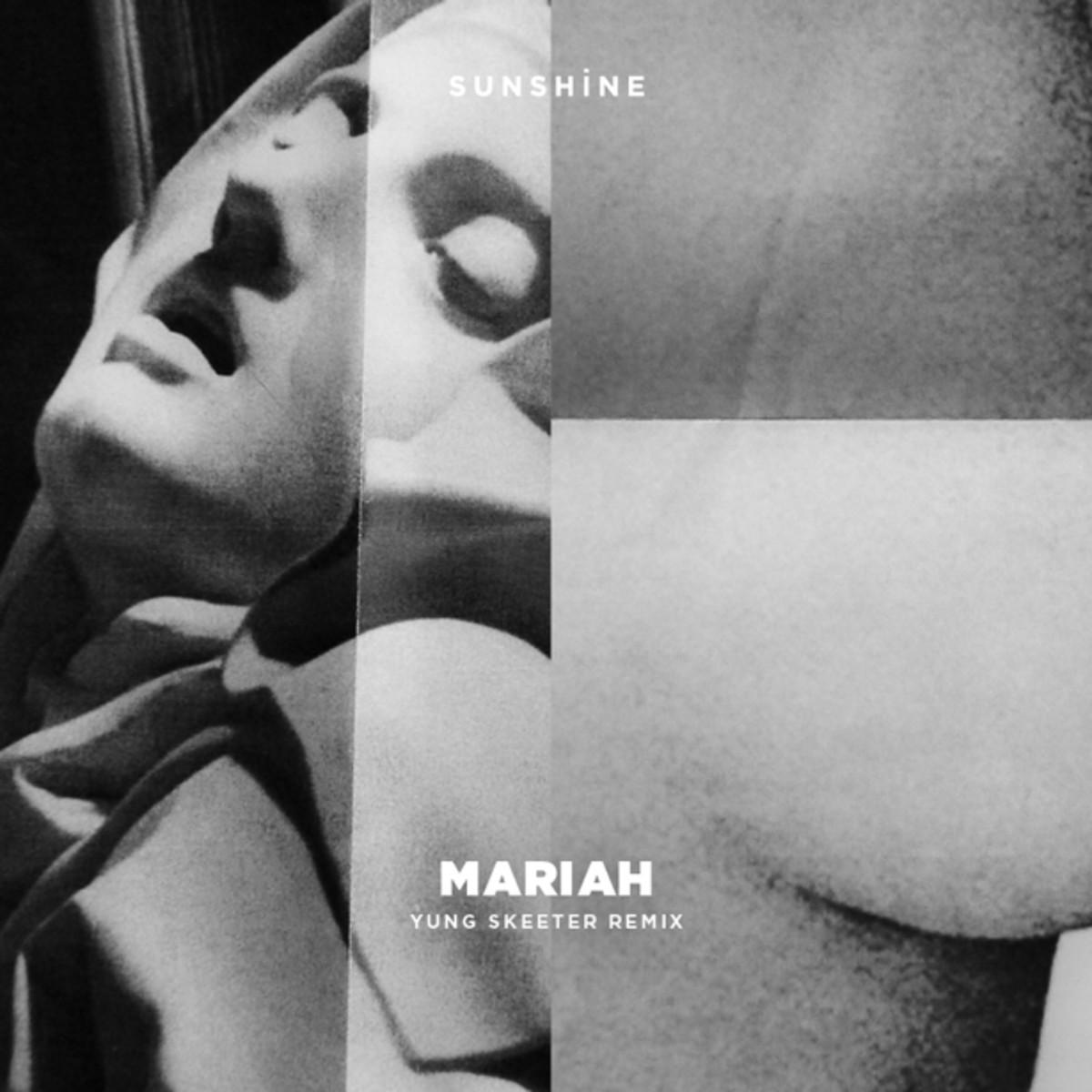 """Yung Skeeter remixes Sunshines """"Mariah"""" - EDM Download"""