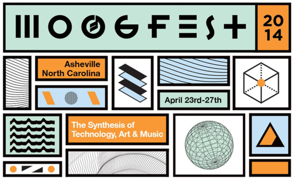 DFA, Warp, RVNG INTL, Ghostly International & And More To Curate Showcases At Moogfest 2014 -
