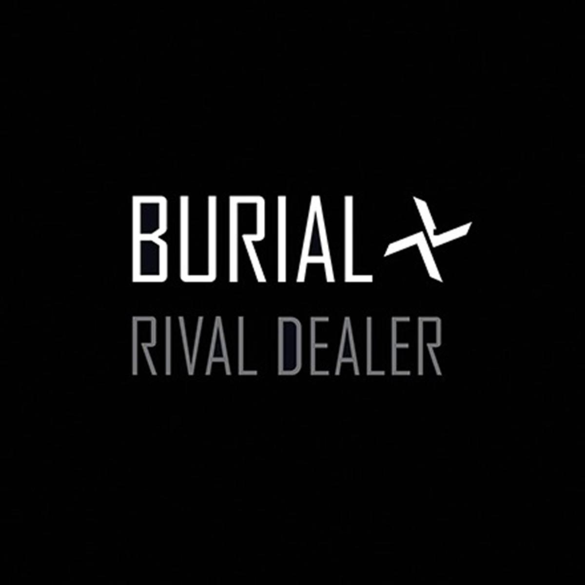 """Burial - """"Rival Dealer"""" (TALKTOME's Trans Club Mix) - EDM Download"""