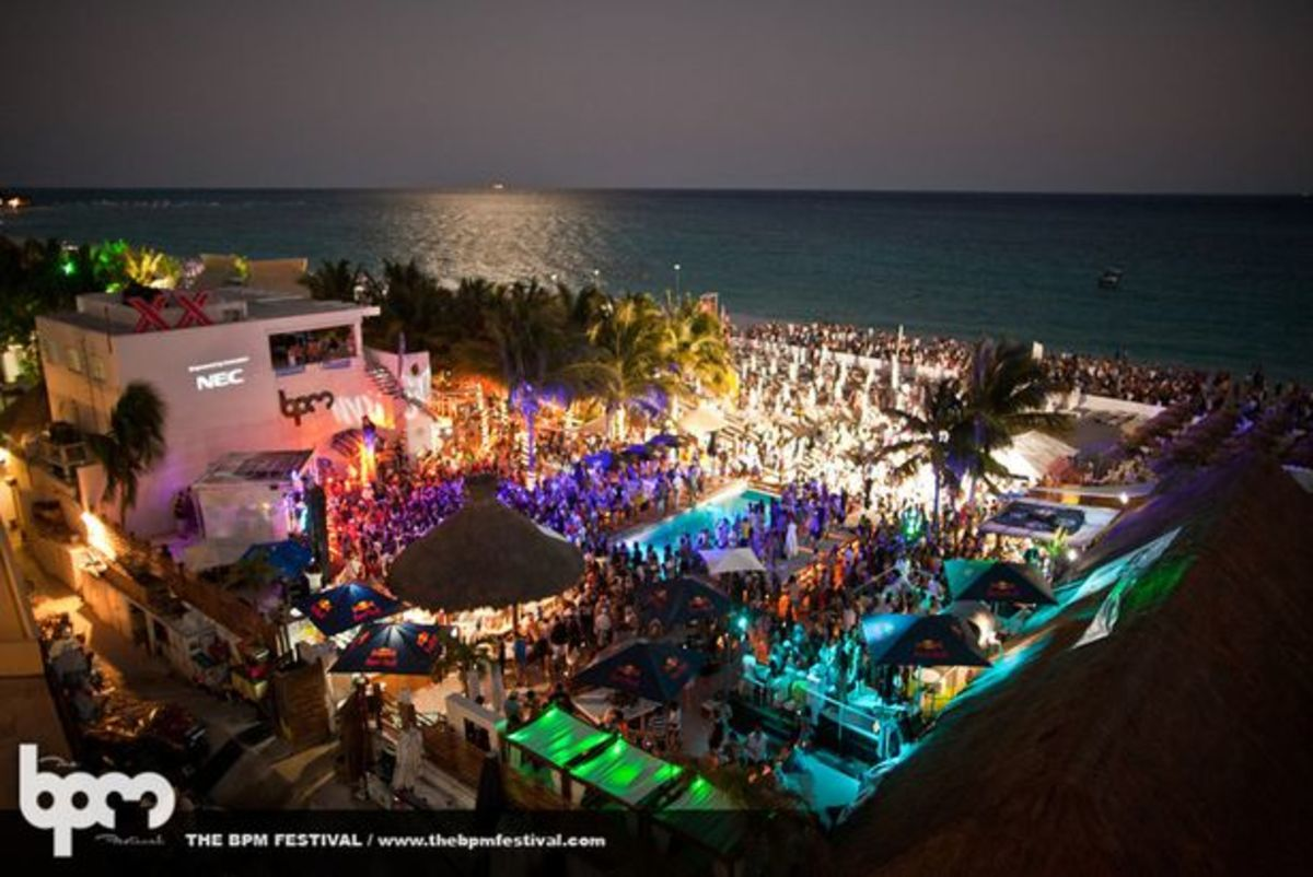 Magnetic's Guide To BPM Festival In Playa Del Carmen, Mexico Jan 3rd - 12th - EDM News