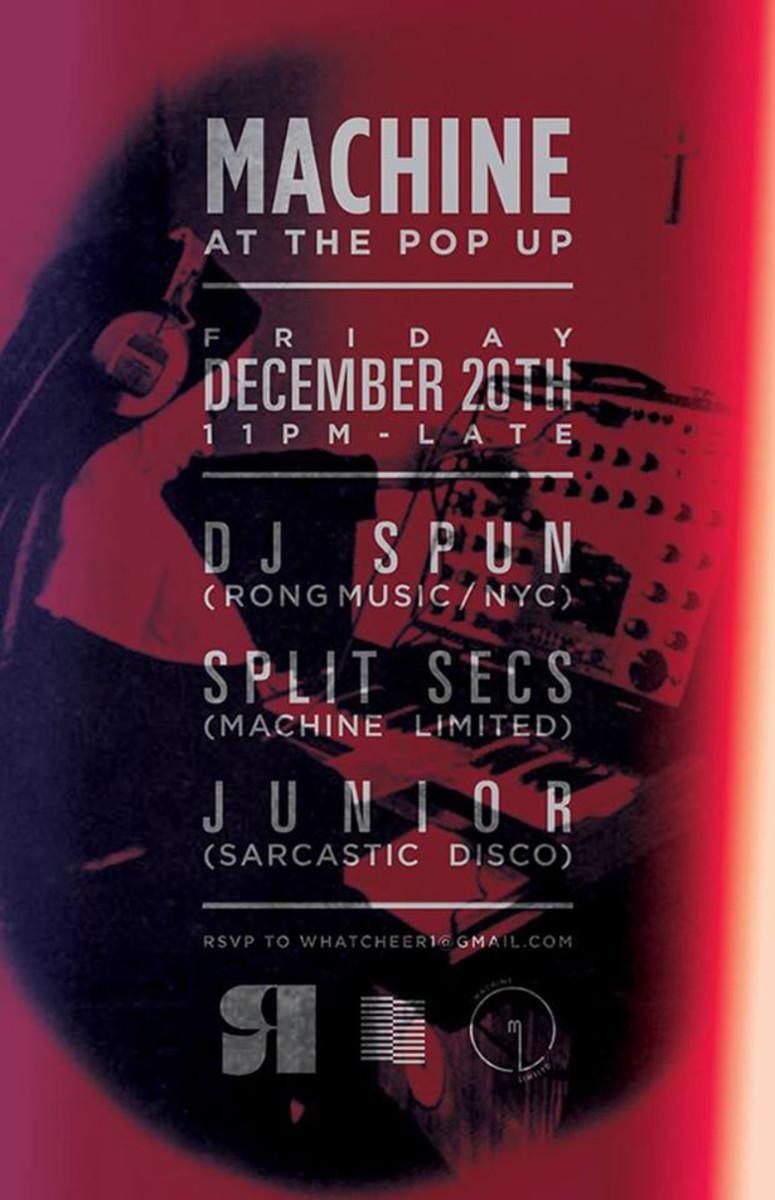 Megan Sutherland's Los Angeles Events This Week With DJ Spun, Felix Da Housecat, DJ Sneak & More